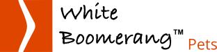 White Boomerang