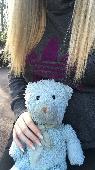 Lost Teddy bear on 07 Mar. 2018 @ Rochdale
