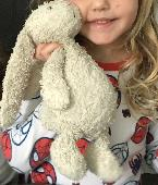 Lost Jellycat bunny on 01 Jun. 2018 @ Aldi, 116 Harrogate Road, Chapel Allerton, Leeds