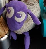 Lost Cuddly toy on 06 Jul. 2018 @ Orlando international airport