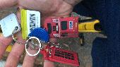 Found Keys & Cards on 25 Jul. 2018 @ The Bandstand, Battersea Park, SW11 4NJ