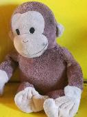 Found Toy monkey on 28 Jul. 2018 @ Highway E Wisconsin