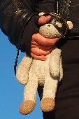 Lost Teddy bear on 16 Jul. 2018 @ Daugavpils or Zarasai