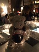 Lost Teddy bear on 04 Aug. 2018 @ The Box Soho 11-12 Walker's Ct Soho, London