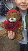 Lost Teddy bear on 13 Oct. 2018 @ High Street, Southend on Sea