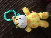 Lost Cuddly toy on 15 Oct. 2018 @ Newtongrange