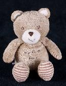Lost Teddy bear on 15 Oct. 2018 @ Royal Farms, Denton, Maryland