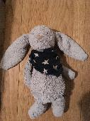 Found Jellycat bunny on 26 Oct. 2018 @ Battery Retail Park, Selly Oak, Birmingham