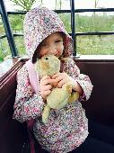 Lost Teddy bear on 25 Oct. 2018 @ Kings cross station