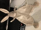 Found Jellycat bunny on 03 Jan. 2019 @ Heathrow Airport UK