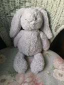 Lost Cuddly bunny on 10 Feb. 2019 @ Bury uk