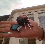 Found Keys & Cards on 03 May. 2019 @ Chaffron Way (H7) near Westcroft Roundabout, MK5
