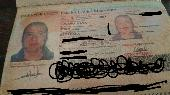 Found Passport on 19 May. 2019 @ Motel and Picacho