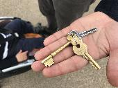 Found Keys & Cards on 09 Jun. 2019 @ Hyde park, London