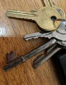 Found Keys & Cards on 23 Aug. 2019 @ Chatsworth Road, NW2 5QS