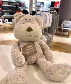 Found Teddy bear on 26 Sep. 2019 @ Mk10 0BA