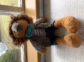Found Cuddly toy on 06 Oct. 2019 @ Haverhill Rd, Stapleford, Cambridgeshire