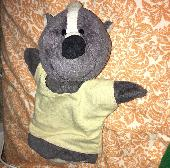 Lost Cuddly toy on 02 Dec. 2019 @ Bay Area, California, US