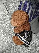 Lost Teddy bear on 17 Jan. 2020 @ Lynden Pindling International Airport