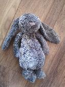 Lost Jellycat bunny on 12 Feb. 2020 @ Robin way Chelmsford