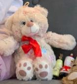 Lost Teddy bear on 31 Dec. 2019 @ Paris, France