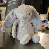 Found Cuddly bunny on 07 Mar. 2020 @ Starbucks Bexleyheath