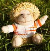 Lost Toy monkey on 12 Mar. 2020 @ Shaftesbury avenue, London