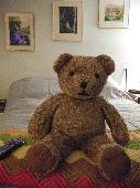 Found Teddy bear on 04 May. 2020 @ 1245 Smith Mountain Road, Penhook, VA