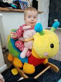 Lost Cuddly bunny on 31 May. 2020 @ Lingley green, Warrington, Cheshire wa5