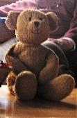 Lost Teddy bear on 01 Oct. 2011 @ London Heathrow
