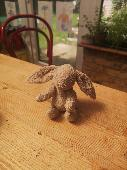 Found Cuddly bunny on 03 Jul. 2020 @ Parkland Walk, Crouch End, N4 London