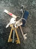 Found Keys & Cards on 06 Jul. 2020 @ Parsonage Wood, Amersham