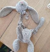 Lost Jellycat bunny on 15 Jul. 2020 @ Dunster, Minehead Nr Taunton Somerset