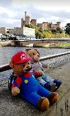 Lost Teddy bear on 04 Aug. 2020 @ South Queensferry, Scotland