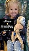 Lost Teddy bear on 11 Oct. 2020 @ Chester zoo