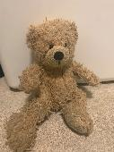 Found Teddy bear on 19 Oct. 2020 @ Loewen Garden, Dempsey Road, Singapore