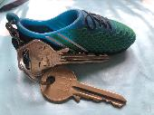 Found Keys & Cards on 26 Jan. 2021 @ chiswick