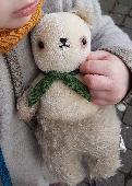 Lost Teddy bear on 27 Sep. 2020 @ Thurston, bury st Edmunds