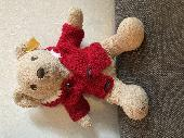Lost Teddy bear on 24 Sep. 2021 @ Euston to Liverpool Train @5pm